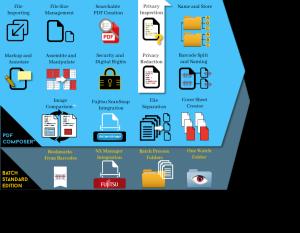 DoxaScan PDF Composer Batch Edition