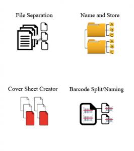 DoxaScan Composer -Barcode