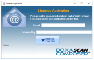 DoxaScan Composer Installation