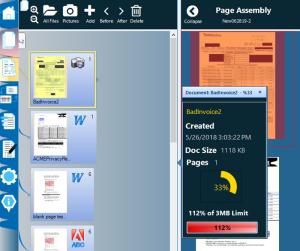 Optimizing File Size
