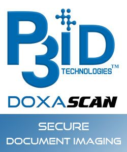 P3iD DoxaScan - Secure Document Imaging